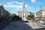 Porto transformado numa cidade quase fantasma