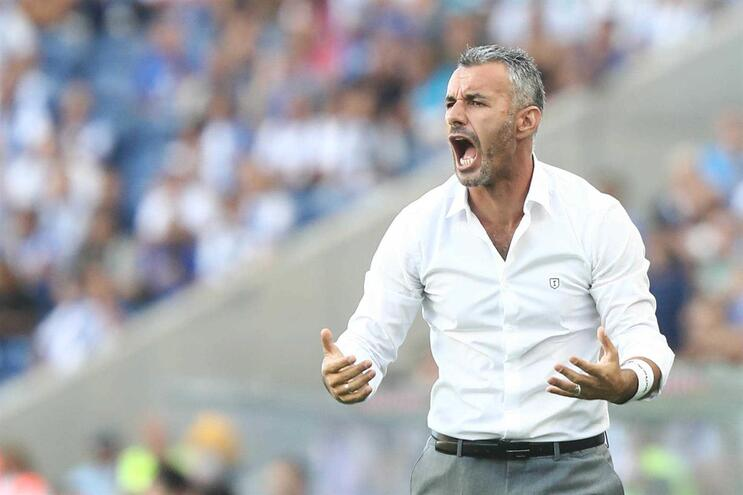 """Ivo Vieira: """"Jogadores trabalharam até à exaustão"""""""