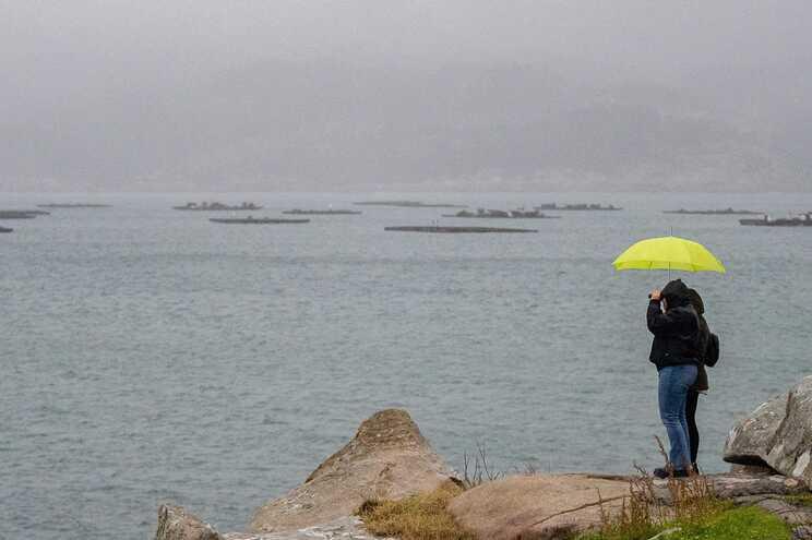 Vai ocorrer chuva intensa em Portugal