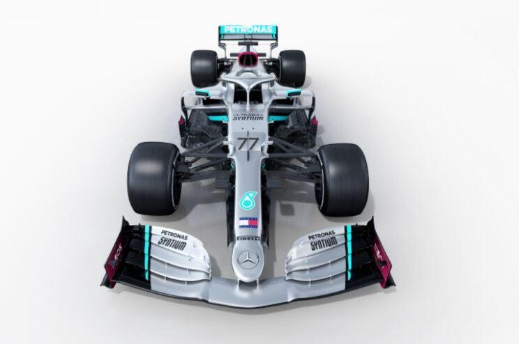 Novo Mercedes W11