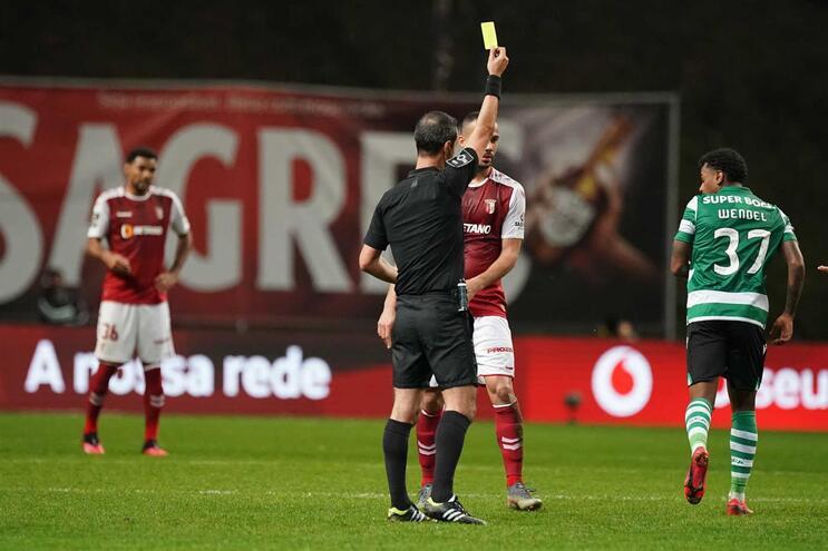 Sporting não quer que Jorge Sousa volte a apitar jogos do clube