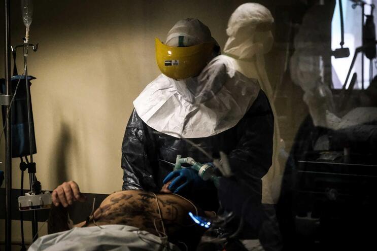 Ministério da Saúde dá conta de mais de 17 mil testes positivos feitos em Portugal