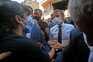 """Macron recebido por multidão em Beirute: """"Se as reformas não forem feitas, o Líbano vai afundar-se"""""""