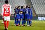 Braga deu uma parte de avanço e sai do pódio da Liga