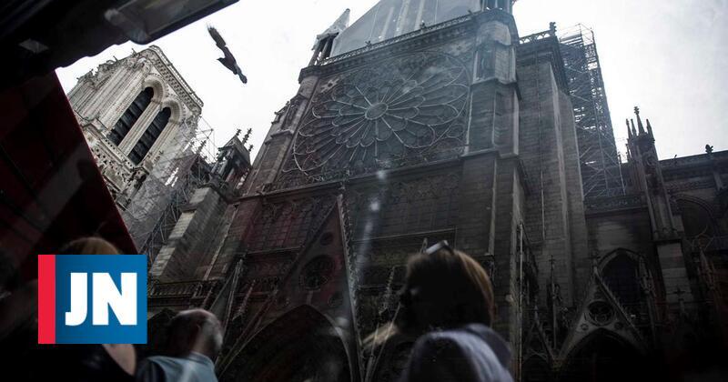Sérvia anuncia doação de um milhão de euros para reconstrução de Notre-Dame