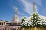 O Santuário de Fátima já tinha anunciado que irá celebrar a peregrinação no recinto, mas sem a multidão