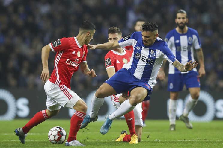 O Benfica ocupa o quarto lugar do ranking, enquanto o F.C. Porto ocupa o sexto lugar