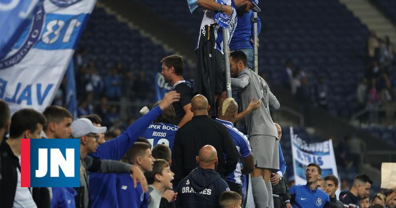 UEFA abre procedimento disciplinar ao F. C. Porto por cânticos racistas