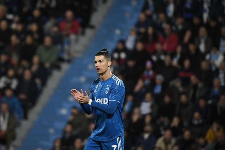 Cristiano Ronaldo, avançado da Juventus