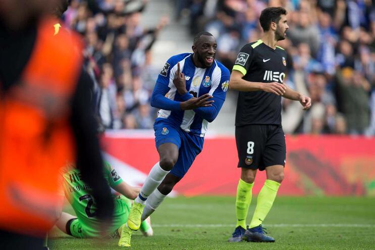 Marega e Tarantini. F.C. Porto e Rio Ave reencontram-se no sábado 6 de março