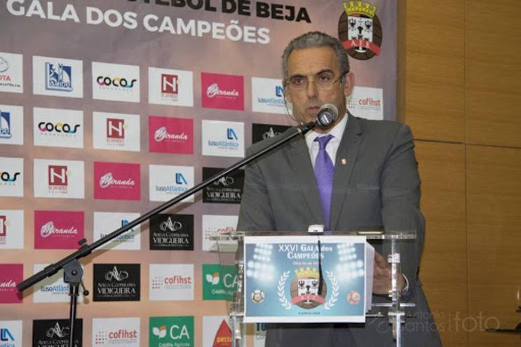 Pedro Xavier, presidente da AFBeja
