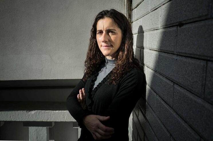 Cristina Tavares, trabalhadora de uma corticeira que foi alvo de bullying