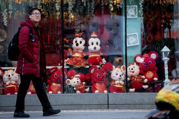 Problema respiratório preocupa as autoridades na China