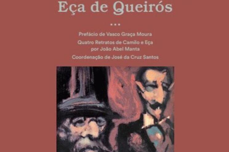 Livro nasceu de um repto feito a Vasco Graça Moura pelo editor José da Cruz Santos