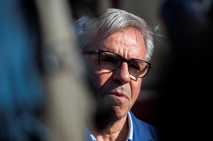 Fernando Barros, presidente da câmara de Vila Flor