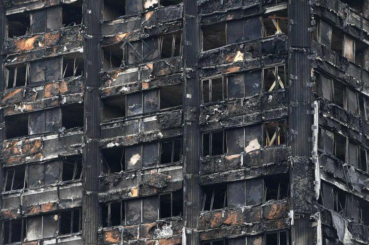 Só em 2021 haverá acusações pelo incêndio da torre Grenfell