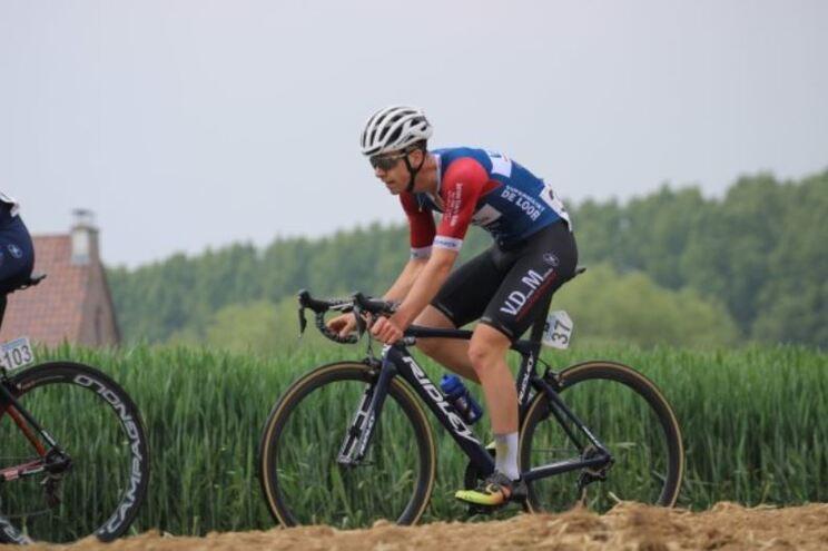 Jovem ciclista morreu este sábado