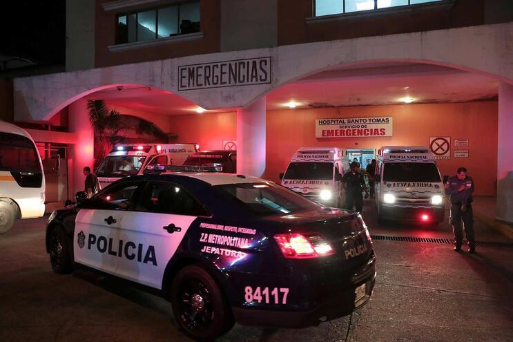 Tiroteio numa prisão do Panamá provoca 14 mortos e 11 feridos