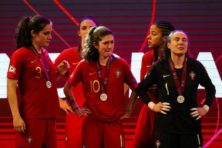 Marcelo expressa orgulho na seleção feminina de futsal