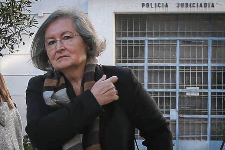 Ex-ministra da Educação Maria de Lurdes Rodrigues nega ter sido pressionada