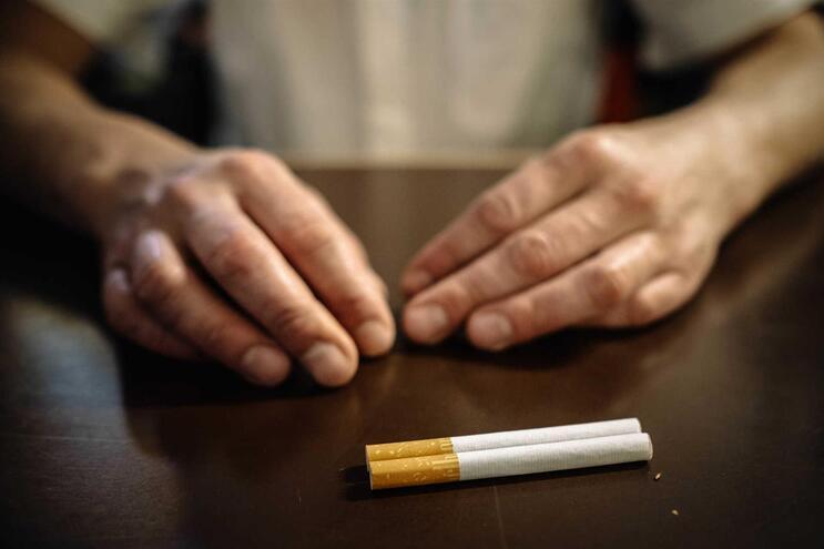 Cigarros apreendidos são de várias marcas