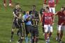 O momento que levou à suspensão de Gelson Martins