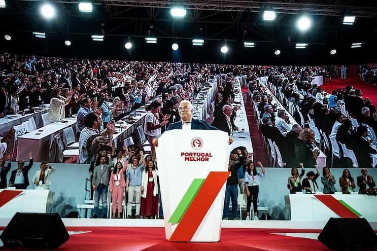 Último congresso do Partido Socialista na Batalha