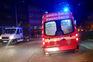 Adepto do SC Braga esfaqueado e transportado ao hospital