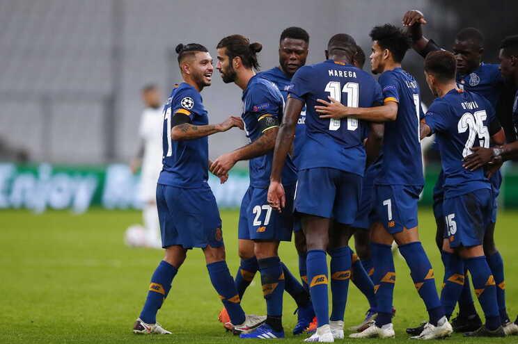 F. C. Porto contribuiu com uma vitória para o ranking da UEFA