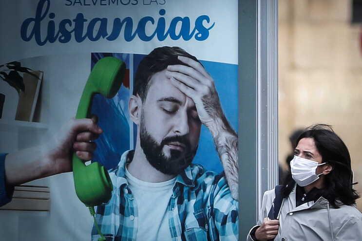 Espanhacom recorde de 52.188 casos num fim de semana