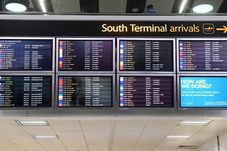 Londres garante continuidade de voos para UE mesmo sem acordo de saída