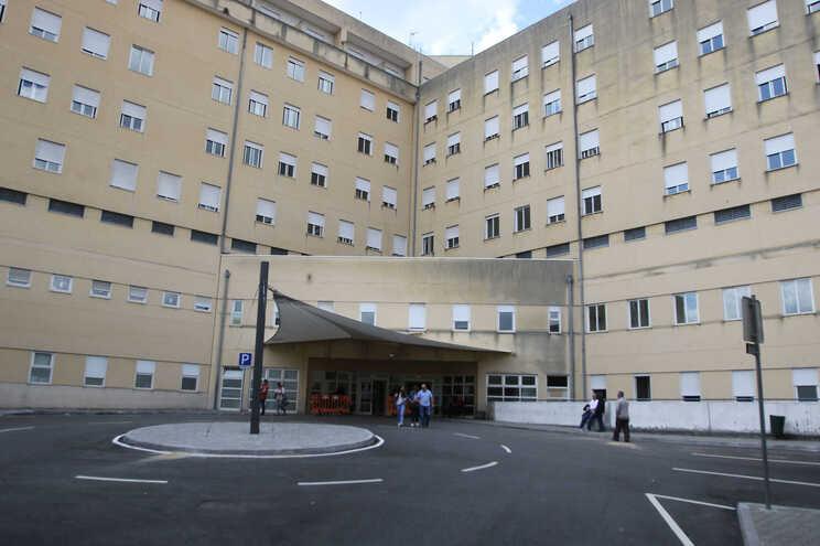 O Hospital Padre Américo, em Penafiel, pertence ao Centro Hospitalar do Tâmega e Sousa