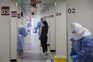 Mais de metade dos médicos não tiveram equipamentos de proteção para trabalhar