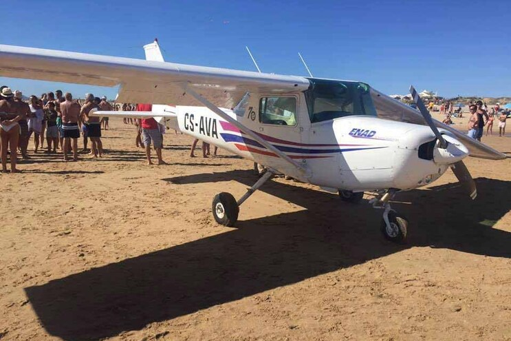 ANAC contesta acusação no caso de acidente com aeronave na Costa de Caparica