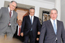 Banqueiros visitaram sede do PSD, em outubro de 2010, para falar com Passos Coelho, que viria a ser primeiro-ministro