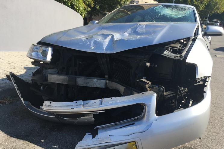 Veículo foi localizado numa rua nos arredores de Braga