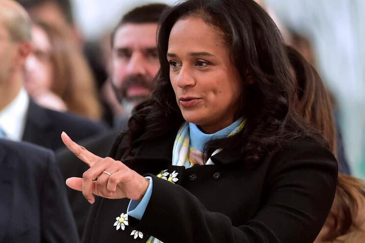 Isabel dos Santos controla várias empresas e confia em meia dúzia de pessoas para gerir os seus ativos