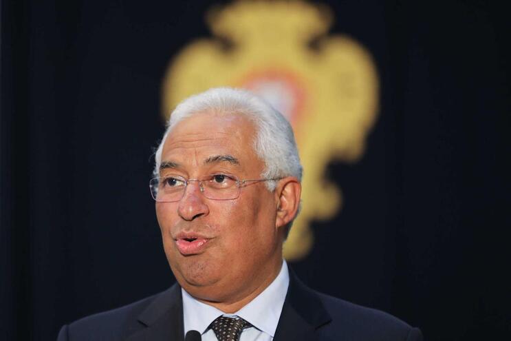 O primeiro-ministro indigitado do XXII Governo Constitucional, António Costa