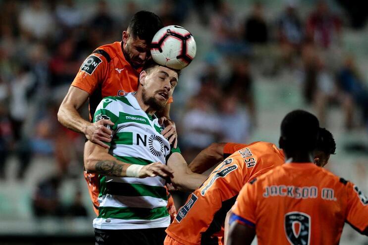 Siga em direto o Portimonense - Sporting
