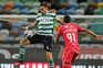 Sporting soma quarto triunfo consecutivo frente ao Gil Vicente