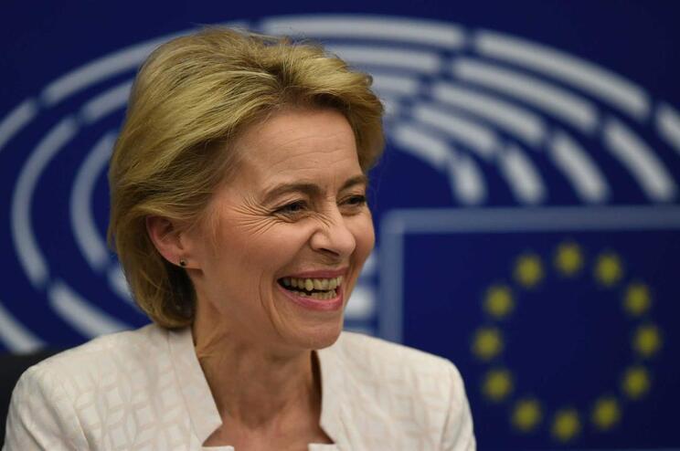 """Marcelo saúda """"final feliz"""" com eleição de Ursula Von der Leyen"""