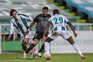 O Vitória de Setúbal perdeu com o Académico de Viseu na segunda eliminatória da Taça de Portugal