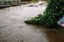 Chuva motiva dezenas de pedidos de ajuda a bombeiros no Grande Porto