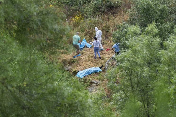 Casal foi encontrado morto a tiro no sábado