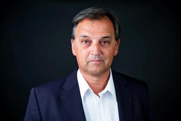 José Leirós, ex-arbitro de futebol