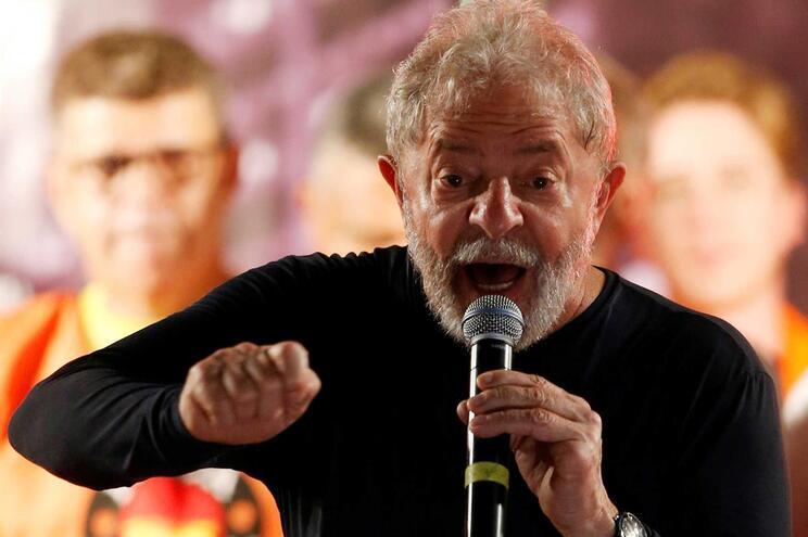 Lula da Silva, ex-presidente do Brasil