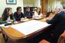 Primeira reunião do grupo de trabalho para definir os critérios para o convite de construtoras
