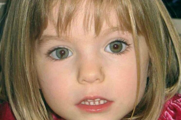 Madeleine McCann desapareceu em 2007 na Praia da Luz