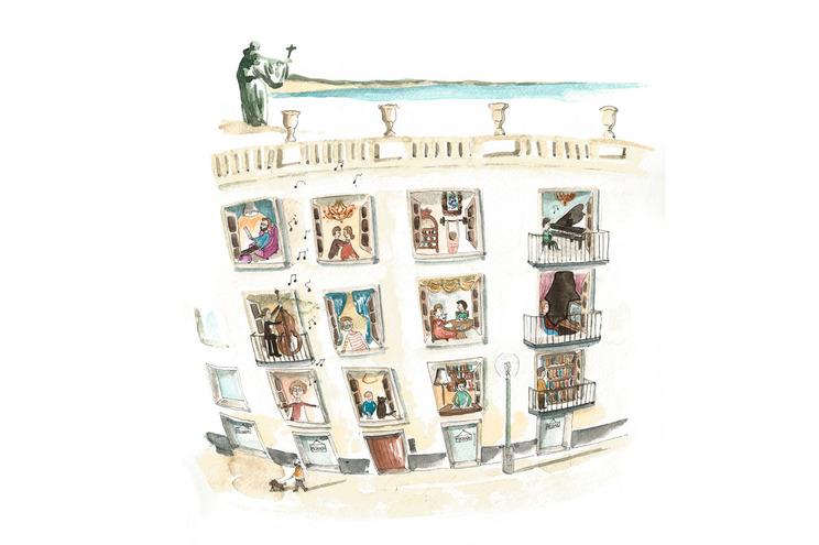 O cartoon vencedor valeu um prémio de 300 euros