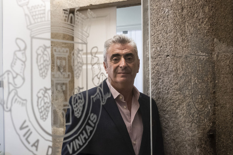 Luís Fernandes, presidente Câmara de Vinhais